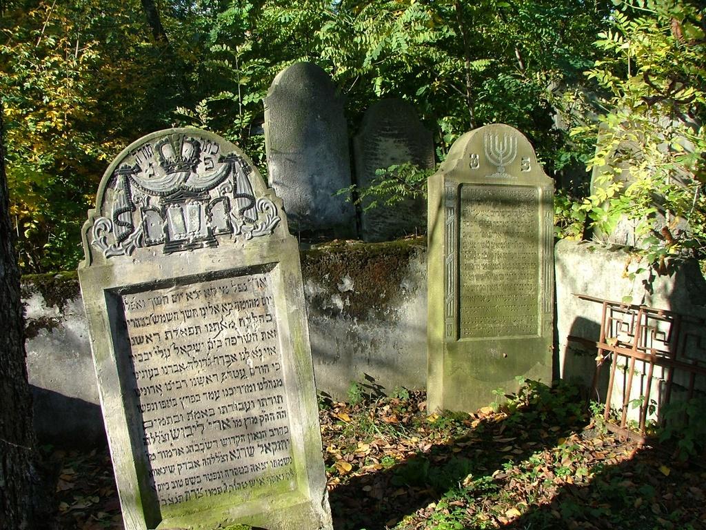 tarnow jewish cemetery