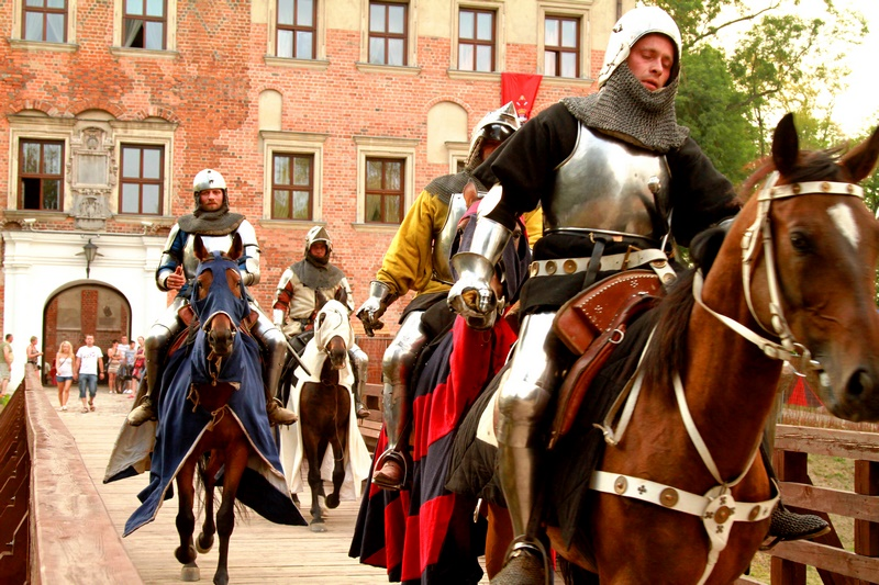 Uniejów knight's tournament