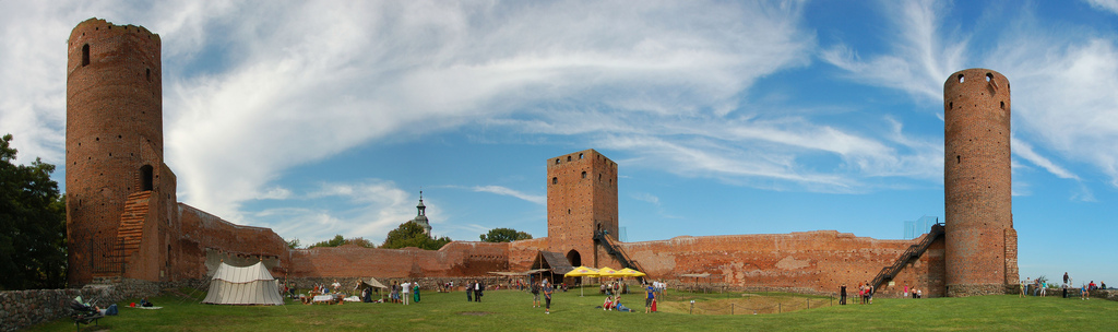 czersk castle knight's tournaments in poland