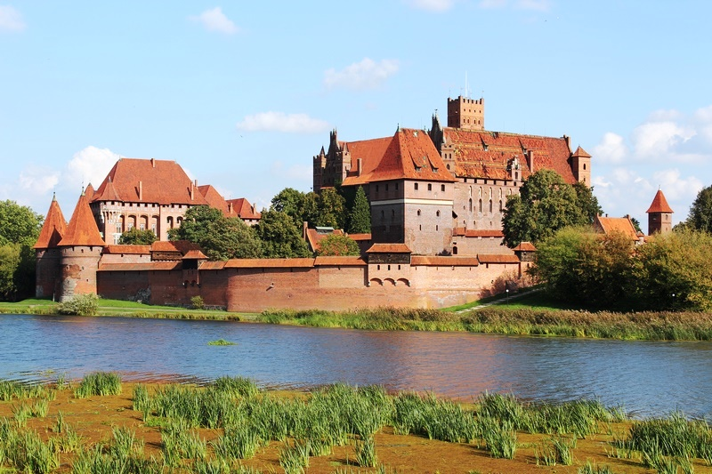 malbork knight tournament poland