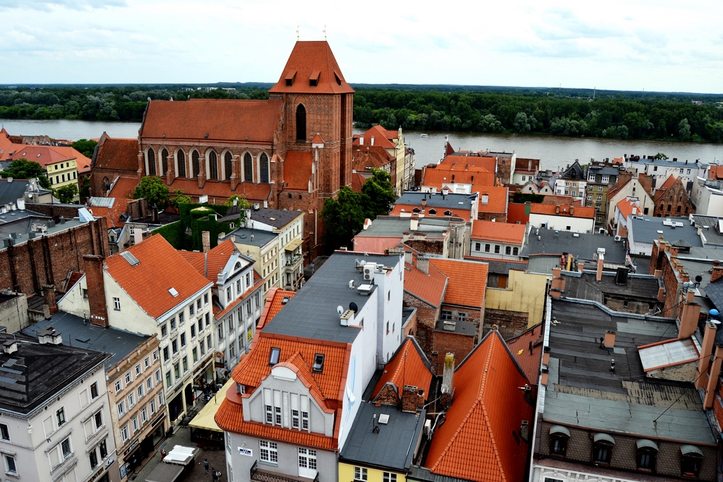 Torun stare miasto unesco poland