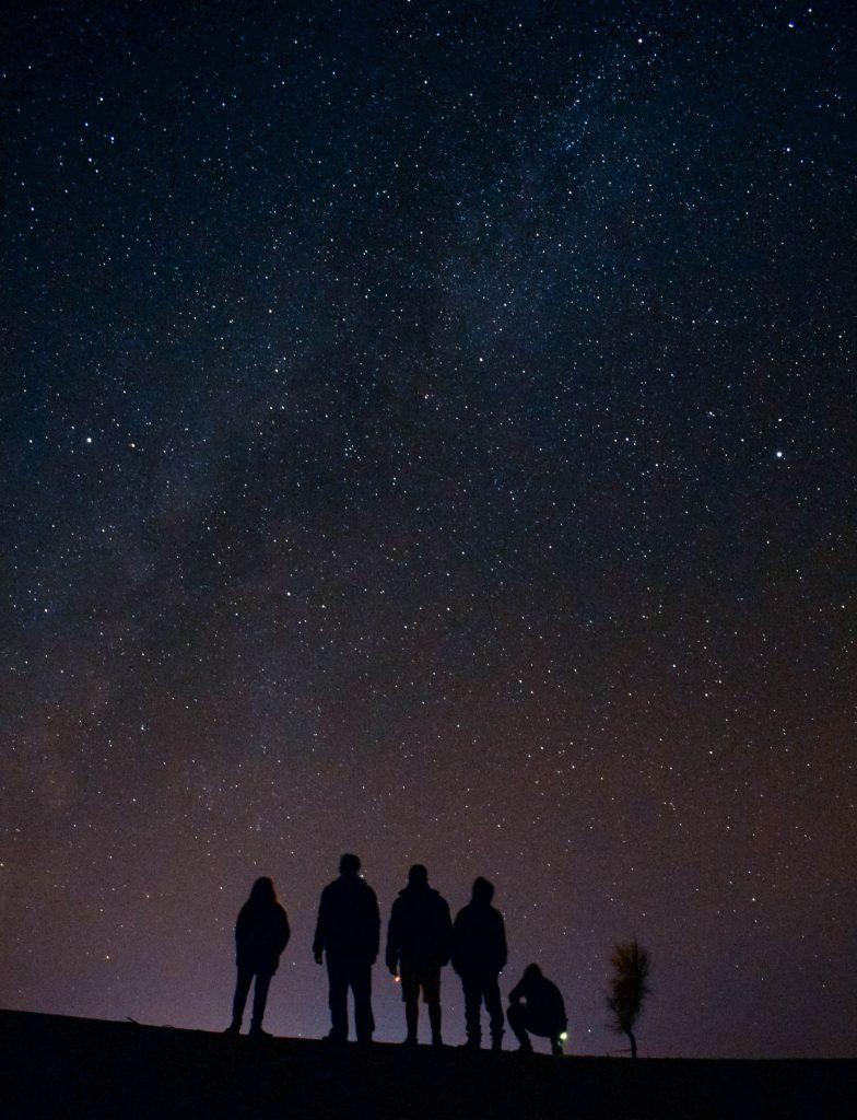 Sterne beobachten in Polen