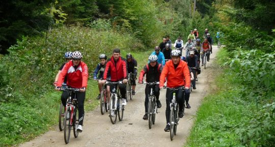Radwandern adwandern - Łańcut Ostpolen