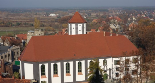 Travel to western poland - Castle in Kozuchow