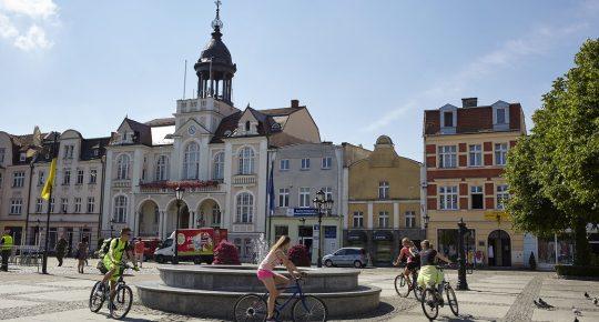 Wejherowo Wejherowo Marktplatz