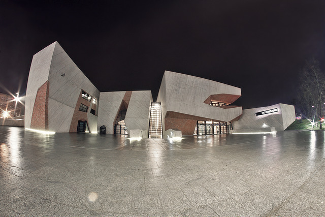 ckk jordanki architektura w polsce