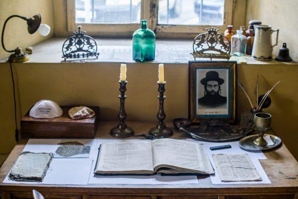 Barocke Synagoge in Lańcut