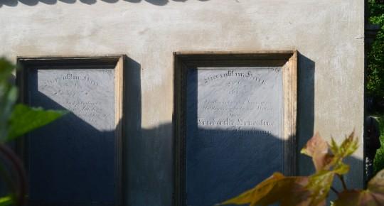 historic gravestones Lapidarium